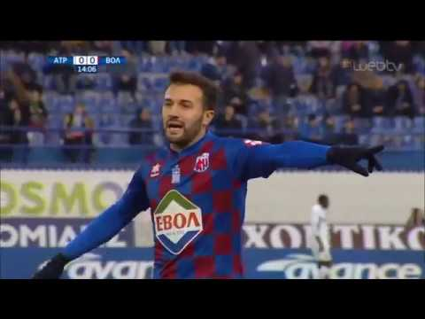 Super League : ΑΤΡΟΜΗΤΟΣ – ΒΟΛΟΣ | ΑΓΩΝΑΣ | 19/01/2020 | ΕΡΤ
