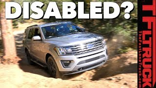 Ford Expedition FX4 vs Gold Mine Hill: Will It Reach the Summit?