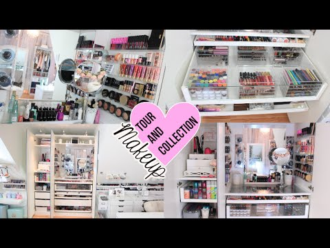 Makeup Collection, Tips & Tour 2015