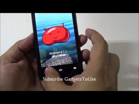 Huawei Ascend Y300 Unboxing and Quick Review