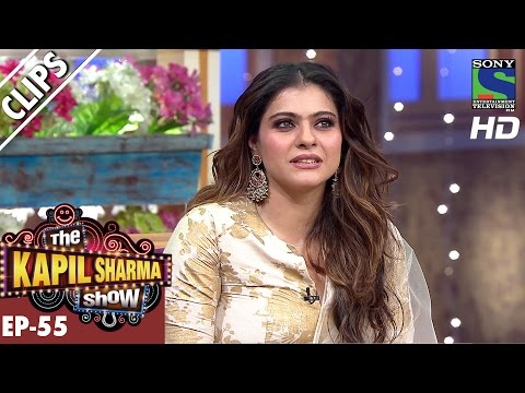 Fans interaction with Ajay Devgan and Kajol -The Kapil Sharma Show-Ep.55-29th Oct 2016