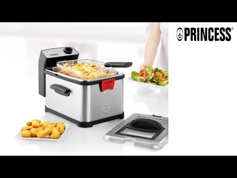 Freidora Princess 183001 Superior Deep Fat Fryer - ES