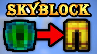 Hypixel SkyBlock [46] Superior Leggings from 1 Summoning Eye lol