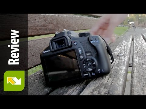 Canon Rebel T6 (EOS 1300D) : Hands-on Review