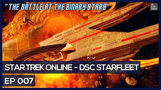 Star Trek Online - Age Of Discovery - The Battle at the Binary Stars [DSC Federation]