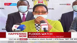 Kenyan government outlines plans to support flood victims
