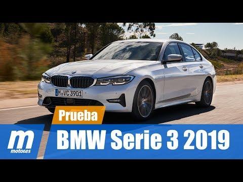 BMW Serie 3 2019   G20   Presentación y Prueba   Review en Español
