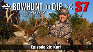Giant Boone & Crockett Buck Gets SMOKED on Film | Bowhunt or Die S07E20