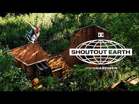 "John Gardner's ""Shoutout Earth"" DC Part"