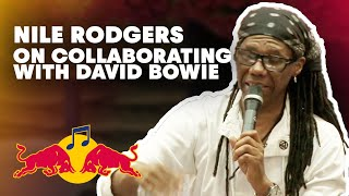 How Nile Rodgers And David Bowie Produced Let's Dance | Red Bull Music Academy