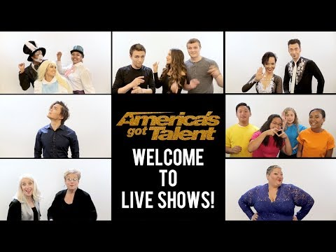 Welcome To The Live Shows! Top 36 Acts Of Season 13 – America's Got Talent 2018
