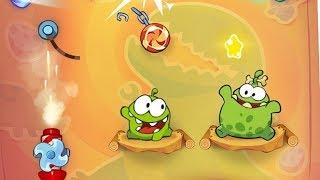 trò chơi trí tuệ Cut The Rope cho ếch ăn kẹo cu lỳ chơi game lồng tiếng vui nhộn