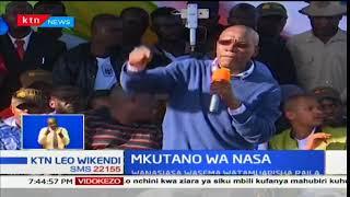 Mkutano wa NASA: Wanasiasa watishia kumapisha Raila Odinga uendapo rais Uhuru Kenyatta atakula kiapo