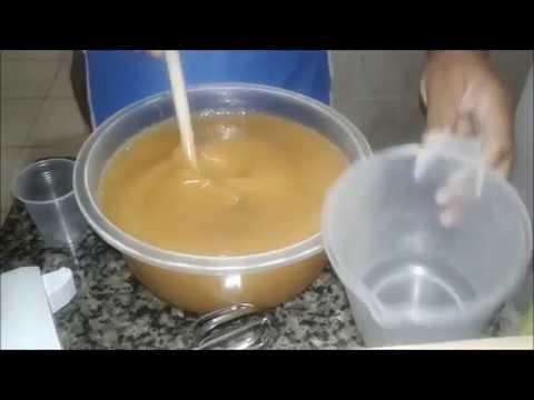 Cópia de SABÃO EM BARRA DE VINAGRE DE LIMÃO!