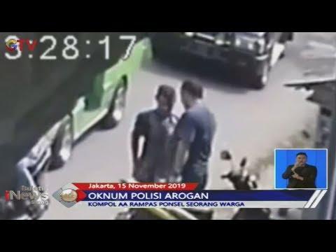 Warga Bogor Akhirnya Melaporkan Oknum Polisi Arogan ke Propam Mabes Polri - BIS 16/11