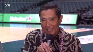 Rainbow Wahine Volleyball 2018 - Post Game Show ONLY (Hawaii Vs CS Fullerton)