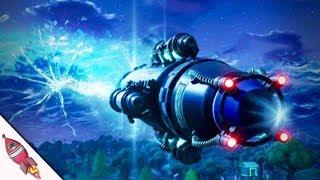 Fortnite Season 4 Rocket Launch ENDING | Season 5 Trailer - Rockit Gaming