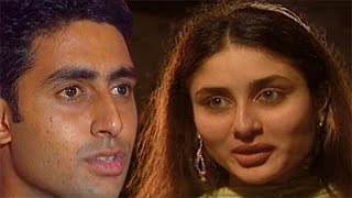 Refugee Star Cast Interview | Kareena Kapoor | Abhishek Bachchan | Flashback Video