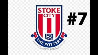 Football Manager 2019 Stoke City стрим 7 серия