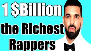 20 Richest Rappers in The World 2020