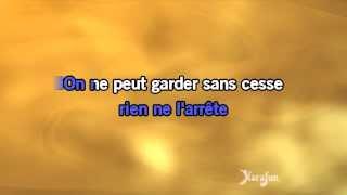 Karaoké Sa jeunesse - Charles Aznavour *