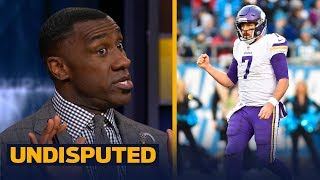 Shannon Sharpe reveals why Case Keenum is a good fit for the Denver Broncos | UNDISPUTED