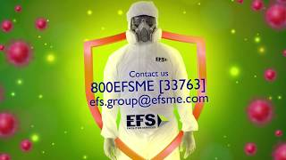 EFS Bio Clean | Professional Cleaning and Disinfection Services