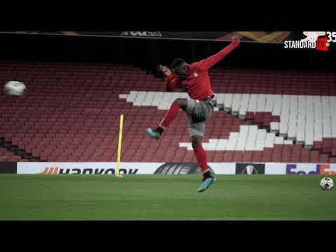 MPH voor Arsenal - Standard
