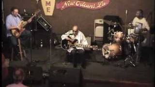 George Porter Jr.  Snooks Eaglin - Live @ Rock N Bowl