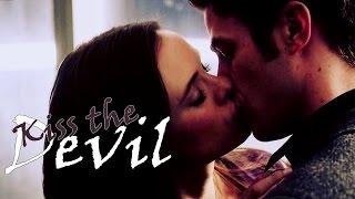 barry & caitlin :: kiss the devil (1x19)