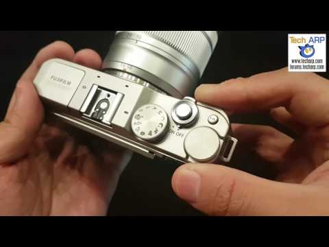 The Fujifilm X-A3 Mirrorless Camera Hands On Preview