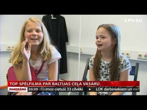 VIDEO: Latvijas simtgades filma par Baltijas ceļa vasaru
