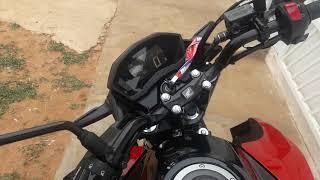 Nova Honda CB Twister 250 2019