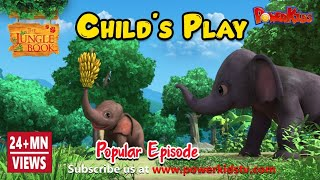 jungle book hindi Cartoon for kids 83 Childs play