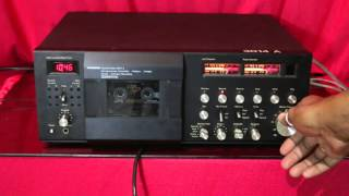 Tandberg TCD300 and 400 series tape transport repair part 2