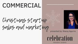 Selling Christmas To Commercial Properties – Sales and Marketing