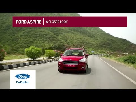 Figo Aspire - A closer look