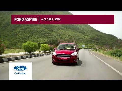 Figo Aspire - A closer look