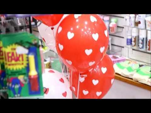 Envío Ramo de Globos Love en 3 horas en Comunidad de Madrid
