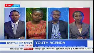 BOTTOMLINE AFRICA: 23/11/2017- Youth agenda