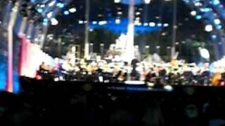 "Vienna Philharmonic Orchestra performing ""Imperial March"" from Star Wars"