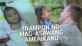 Batang walang braso at binti na inabandona, inampon ng Stewart family   24 Oras