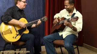 Martin Taylor and Earl Klugh - Fingerstyle Guitar Lessons