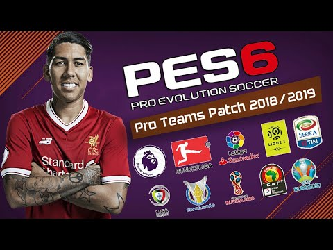 PES 6 Mini Patch 2019 - Download & Install 160 mb [ Review PC /HD ] -  Android Pro GTX