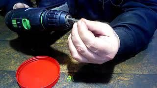 Как надеть бисер на крючок рыбалка