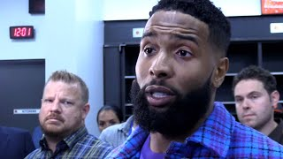 Odell Beckham Jr. after Browns loss to Rams