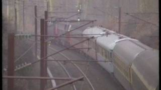 preview picture of video 'DSB Me 1506-Mz 1443 Skodsborg 1989'