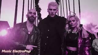 Machine Gun Kelly X Ambassadors  Bebe Rexha Home From Bright The Album Official Audio