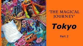 Coloring Book Magical Journey