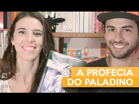 A PROFECIA DO PALADINO - Mark Frost | Admirável Leitor
